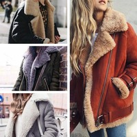 Fashion High Quality Women's Fashion Winter Jacket 4 Colors [106350575631]