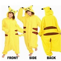 Kigurumi Pajamas Adult Anime Cosplay Halloween Costume