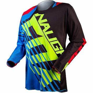Motocross Jerseys Dirt Bike Cycling Bicycle MTB Downhill Shirts Motorcycle T Shirt Racing Jersey Cycling Clothes