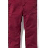 Skinny Pop-Color Khakis for Toddler Boys | Old Navy
