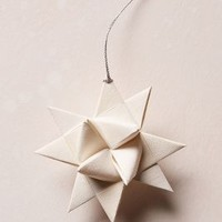 Origami Star Tie-On by Anthropologie