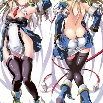 New  BlazBlue Anime Dakimakura Japanese Pillow Cover ContestFiftyNine 15
