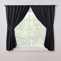 Back-Tab Thermal Insulated Blackout Window Curtain