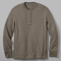 Men's Eddie's Signature Thermal Henley | Eddie Bauer