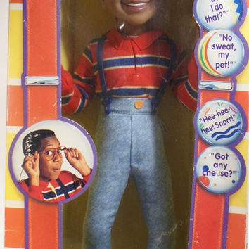 Talking Urkel Doll 1991