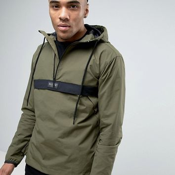 Nicce London Overhead Jacket at asos.com