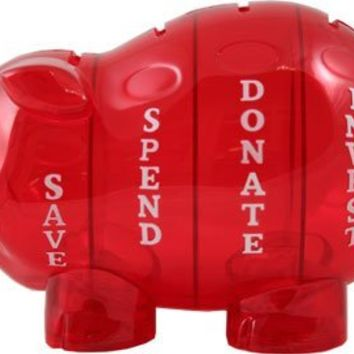 Money Savvy Pig - Red:Amazon:Toys & Games