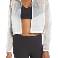 Nike Transparent Running Jacket | Nordstrom