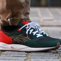 Asics Gel Saga X 24 Kilates (Moss Green)