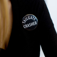 Tailgate Crasher Button