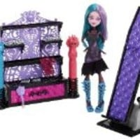 Monster High Create-A-Monster Color-Me-Creepy Design Chamber