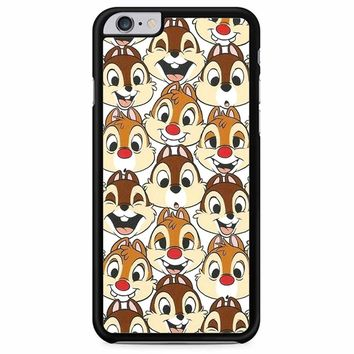 Chip And Dale iPhone 6 Plus/ 6S Plus Case