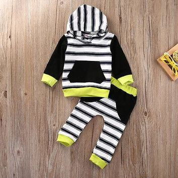 Lime Rickey Sweatsuit 2-6T