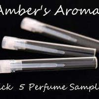 Perfume Oil Samples Pick 5 Almost 200 Scents to Choose From