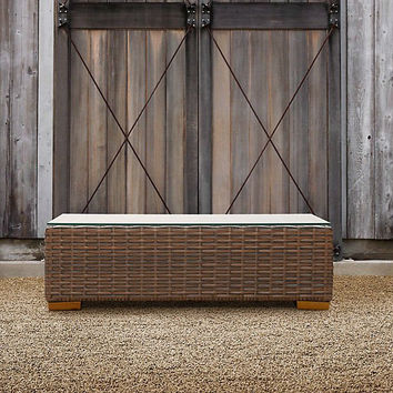 2016 rattan modern coffee table
