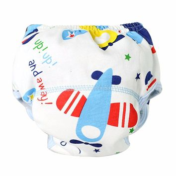 Newborn Baby Cloth Diaper Cotton Reusable Cloth Diaper Washable Nappies drop shipping