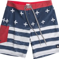 TAVIK PATRIOT BOARDSHORT