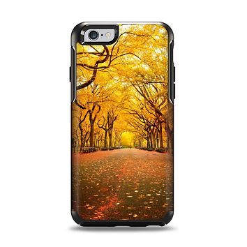 The Fall Back Road Apple iPhone 6 Otterbox Symmetry Case Skin Set