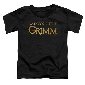 Grimm - Daddys Little Grimm Short Sleeve Toddler Tee