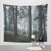 Path Vibes Wall Tapestry by Tordis Kayma | Society6