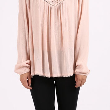Mimi Lace Top