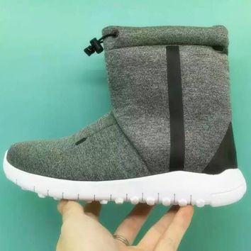 Winter NIKE Women Tech Fleece Boot Casual Shoes One-nice™