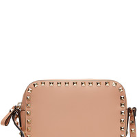 Valentino - Leather Rockstud Camera Bag