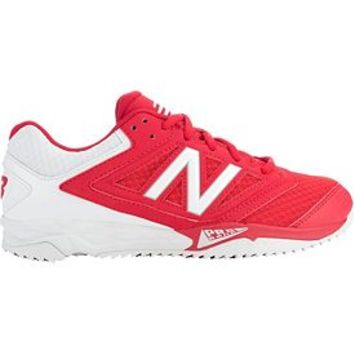 New Balance Women's 4040 V1 Turf Low Softball Trainers | DICK'S Sporting GoodsProposition 65 warning iconProposition 65 warning icon