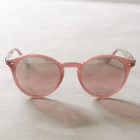 Ray-Ban Classic Round Sunglasses in Pink Size: One Size Eyewear