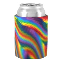 Spicy Rainbow Can Cooler