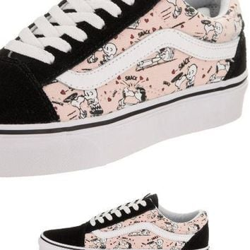 Vans Peanuts Sneakers (Official) - Limited Supply