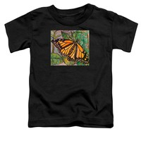 King On A Leaf Toddler T-Shirt for Sale by Kendall Kessler
