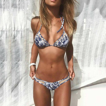 Swimsuit Beach New Arrival Hot Summer Ladies Swimwear Lace Sexy Bikini [11423621711]