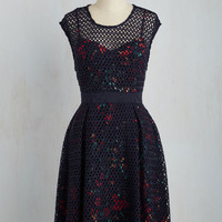 Plenty by Tracy Reese Words Veil Me Dress | Mod Retro Vintage Dresses | ModCloth.com