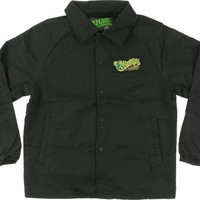 Creature Creeper Windbreaker S-Black