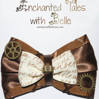 NEW RELEASE SPECIAL - Enchanted Tales with Belle Hair Bow