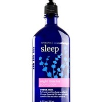 Body Lotion Sleep - Night Time Tea