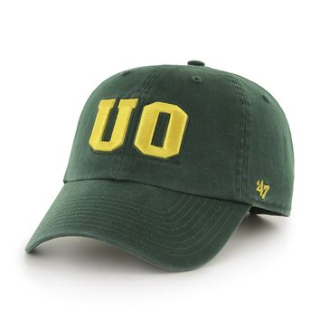 Oregon Ducks '47 Clean Up Adjustable Hat, One Size Fits All