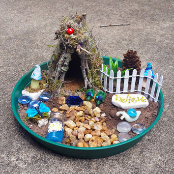Best Miniature Fairy Houses Products on Wanelo