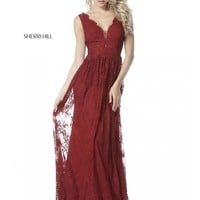 Sherri Hill - 51562 - Prom Dress - Prom Gown - 51562