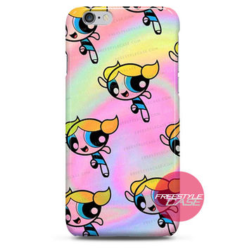 Powerpuff Girls Bubbles  iPhone Case Cover Series
