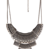 Truly Tribal-Inspired Necklace