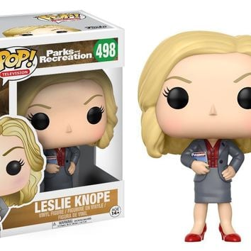 Funko Pop TV Parks & Recreation Leslie Knope 498 13037