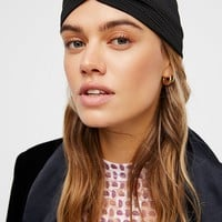 All Day Solid Knit Turban