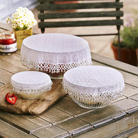 Beaded Food Covers in outdoor food covers at Lakeland