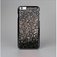 The Black Unfocused Sparkle Skin-Sert for the Apple iPhone 6 Skin-Sert Case
