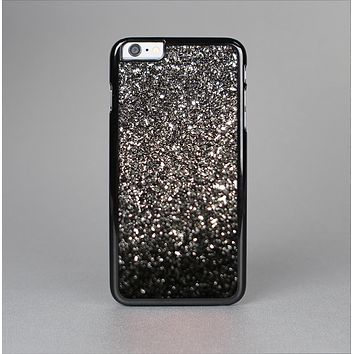 The Black Unfocused Sparkle Skin-Sert Case for the Apple iPhone 6 Plus