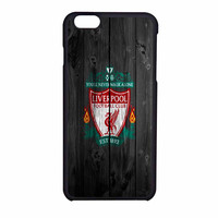 Liverpool FC Wood Style iPhone 6 Case