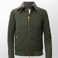 Kev Peached Quilt Jacket - ROE
