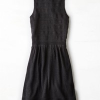 AEO Women's Mock Neck Sweater Dress